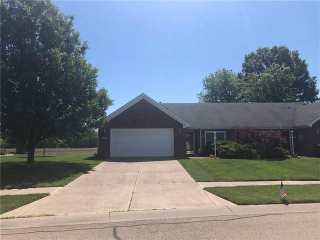 361 Reagan Circle, Franklin, IN 46131 (MLS #21716693) :: Anthony Robinson & AMR Real Estate Group LLC