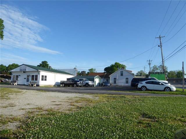 608 S Bloomington Street, Greencastle, IN 46135 (MLS #21716694) :: AR/haus Group Realty