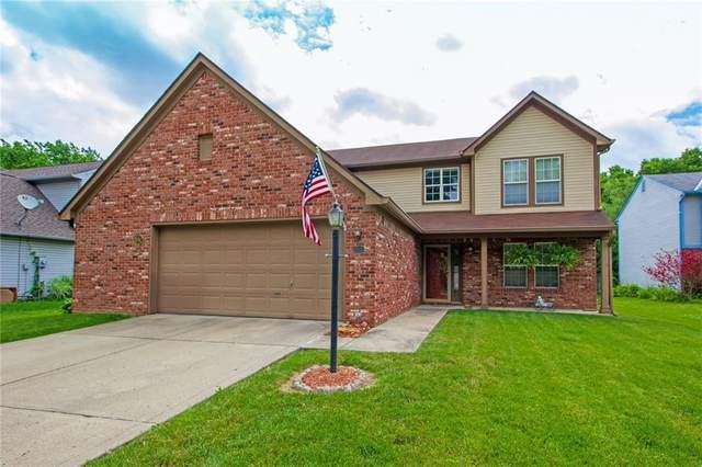 17448 Dalton Court, Noblesville, IN 46062 (MLS #21716763) :: David Brenton's Team