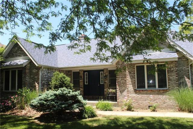 609 S Prestwick Lane, Yorktown, IN 47396 (MLS #21716779) :: The Indy Property Source