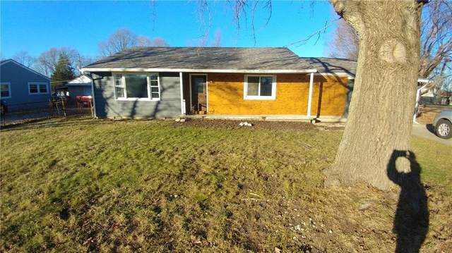 162 W 500 S, Anderson, IN 46013 (MLS #21716850) :: AR/haus Group Realty