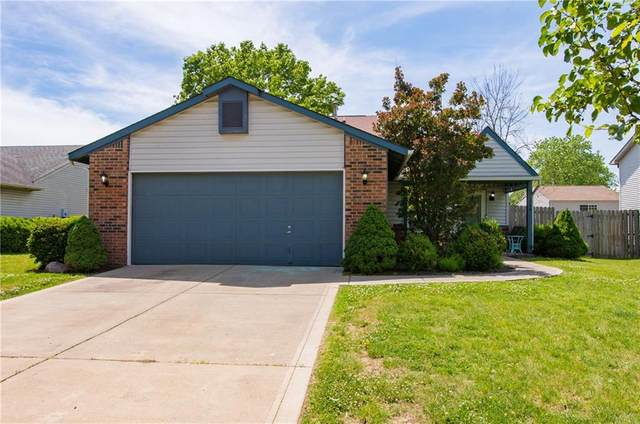 3984 Leslie Court, Franklin, IN 46131 (MLS #21716891) :: The Indy Property Source