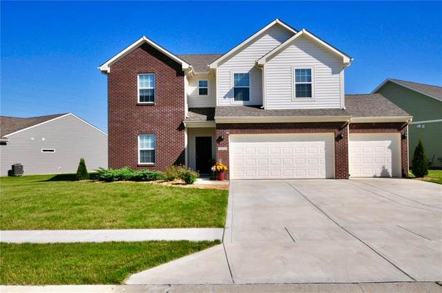 4212 Abigail Way, Indianapolis, IN 46239 (MLS #21716902) :: Anthony Robinson & AMR Real Estate Group LLC
