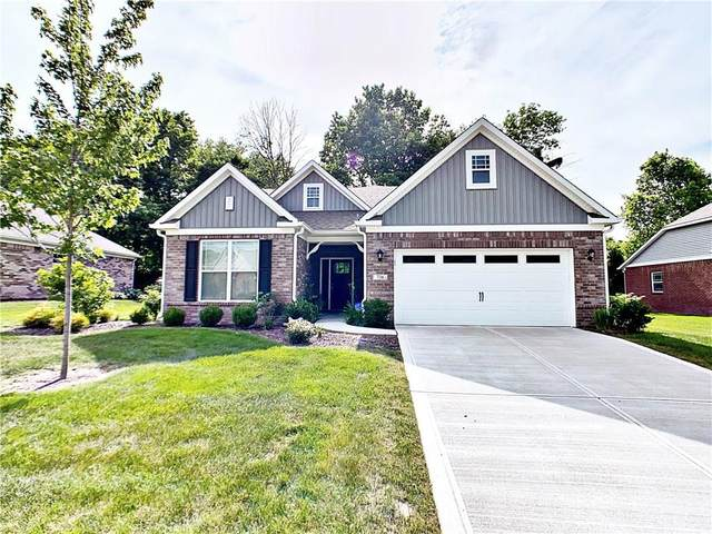 736 N Johnson Branch Road, Greenfield, IN 46140 (MLS #21716926) :: Mike Price Realty Team - RE/MAX Centerstone