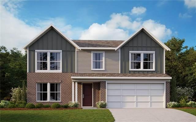 1883 Meridian Springs Lane, Greenfield, IN 46140 (MLS #21716953) :: Anthony Robinson & AMR Real Estate Group LLC