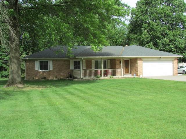 2256 Country Club Road, Indianapolis, IN 46234 (MLS #21716989) :: Dean Wagner Realtors