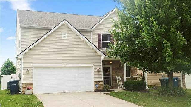 15548 Old Pond Circle, Noblesville, IN 46060 (MLS #21717002) :: The Indy Property Source