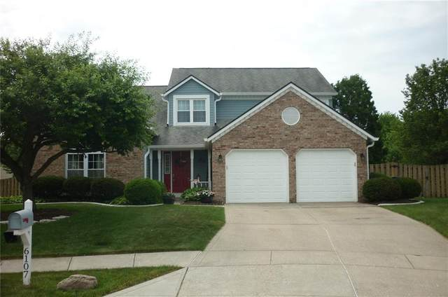 6107 Bethesda Way, Indianapolis, IN 46254 (MLS #21717024) :: Anthony Robinson & AMR Real Estate Group LLC