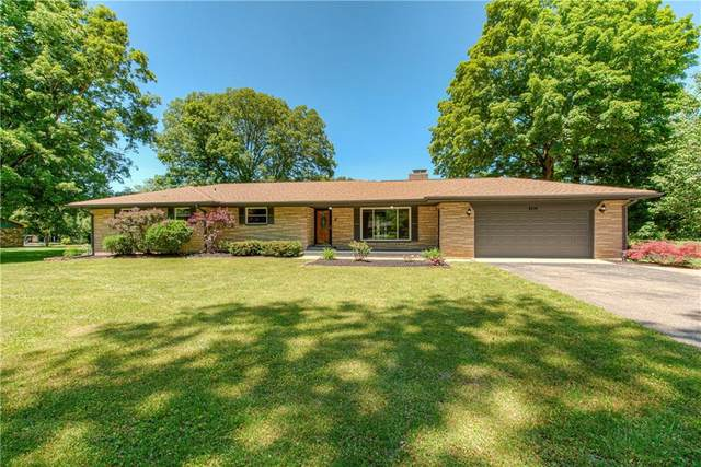 4216 Lakewood Court, Clayton, IN 46118 (MLS #21717066) :: Mike Price Realty Team - RE/MAX Centerstone