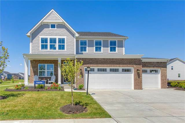 18460 Sandy Cove Lane, Westfield, IN 46074 (MLS #21717071) :: Mike Price Realty Team - RE/MAX Centerstone