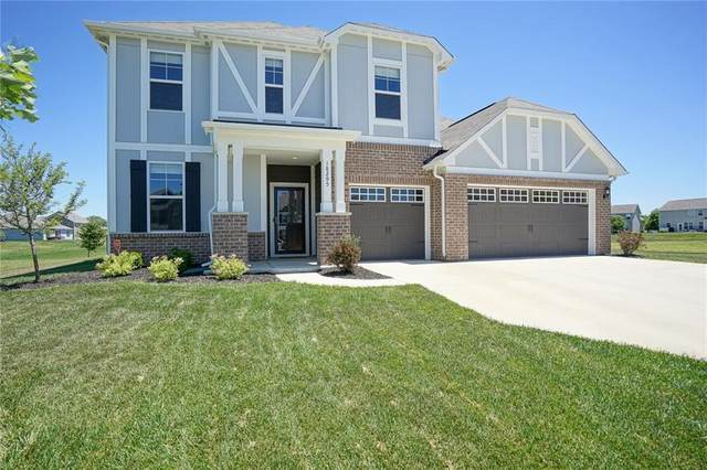18295 Avebury Circle, Westfield, IN 46062 (MLS #21717095) :: The Indy Property Source