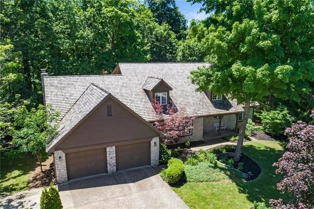 10821 Canoe Court, Indianapolis, IN 46236 (MLS #21718133) :: Anthony Robinson & AMR Real Estate Group LLC