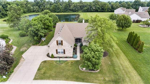 6186 W Nautica Boulevard, Mccordsville, IN 46055 (MLS #21718172) :: Anthony Robinson & AMR Real Estate Group LLC