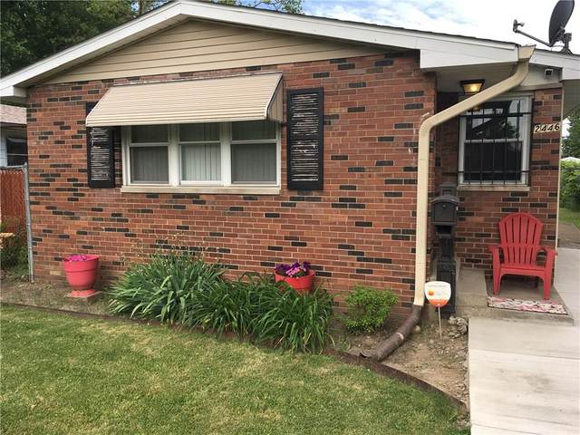 2446 Wheeler Street, Indianapolis, IN 46218 (MLS #21718179) :: Anthony Robinson & AMR Real Estate Group LLC
