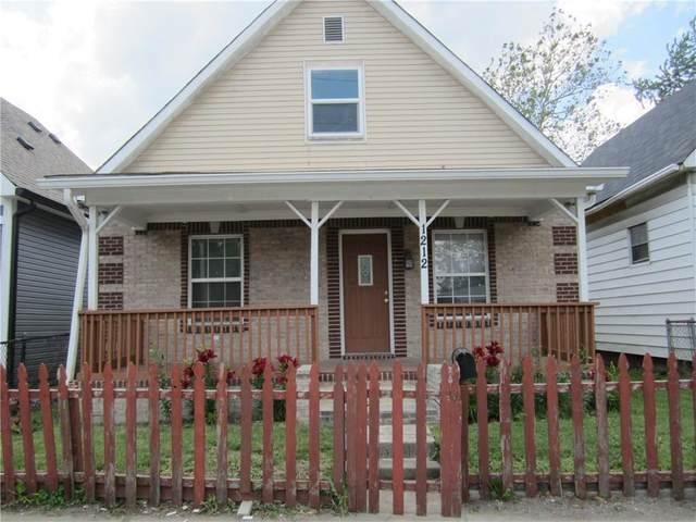 1212 S Keystone Avenue, Indianapolis, IN 46203 (MLS #21718195) :: Anthony Robinson & AMR Real Estate Group LLC