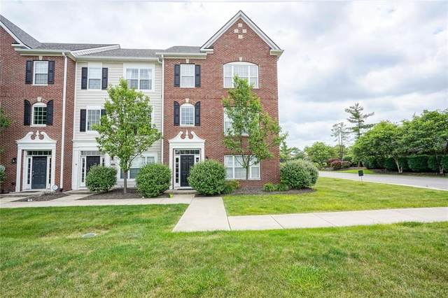 2340 The Springs Drive #11, Indianapolis, IN 46260 (MLS #21718200) :: Anthony Robinson & AMR Real Estate Group LLC