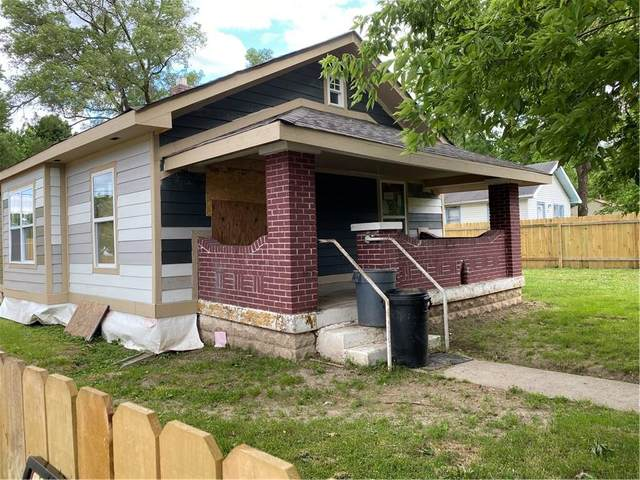 3201 S Lockburn Street, Indianapolis, IN 46221 (MLS #21718289) :: Anthony Robinson & AMR Real Estate Group LLC