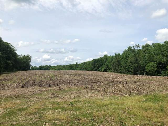 3719 S County Road 200 W, Greencastle, IN 46135 (MLS #21718302) :: The Indy Property Source