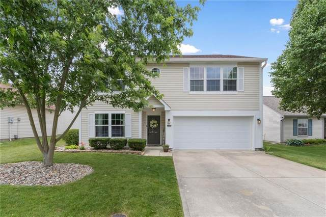 17218 Shadoan Way, Westfield, IN 46074 (MLS #21718307) :: The Indy Property Source