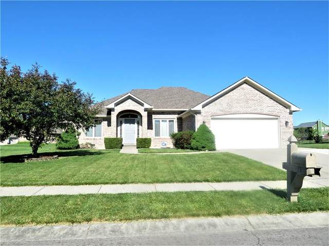 1224 N Manchester Drive, Greenfield, IN 46140 (MLS #21718311) :: Anthony Robinson & AMR Real Estate Group LLC