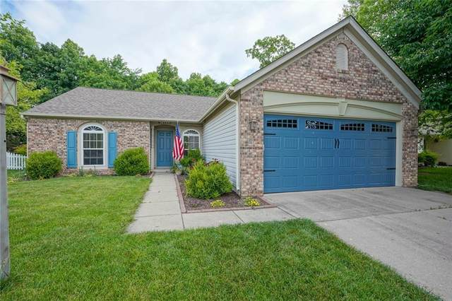 10680 Ashview Drive, Fishers, IN 46038 (MLS #21718313) :: Anthony Robinson & AMR Real Estate Group LLC