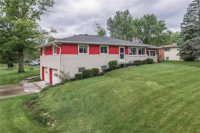 157 E Hill Valley Drive, Indianapolis, IN 46227 (MLS #21718322) :: Anthony Robinson & AMR Real Estate Group LLC