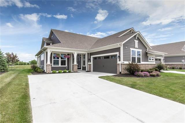 10812 Matherly Way, Noblesville, IN 46060 (MLS #21718349) :: The Indy Property Source
