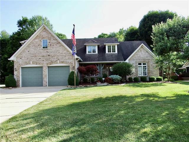 4551 Silver Hill Drive, Greenwood, IN 46142 (MLS #21718374) :: Anthony Robinson & AMR Real Estate Group LLC