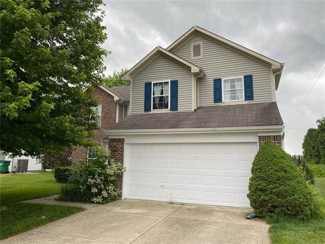 4451 Elkhorn Drive, Westfield, IN 46062 (MLS #21718412) :: The Indy Property Source