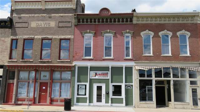 132 W Main Street, Crawfordsville, IN 47933 (MLS #21718435) :: The Indy Property Source