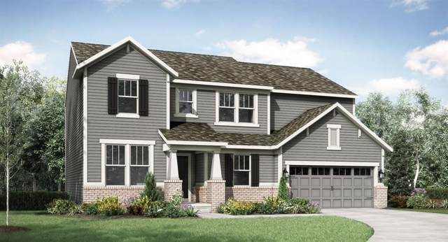 9736 Ridgecrest Lane, Mccordsville, IN 46055 (MLS #21718448) :: Mike Price Realty Team - RE/MAX Centerstone