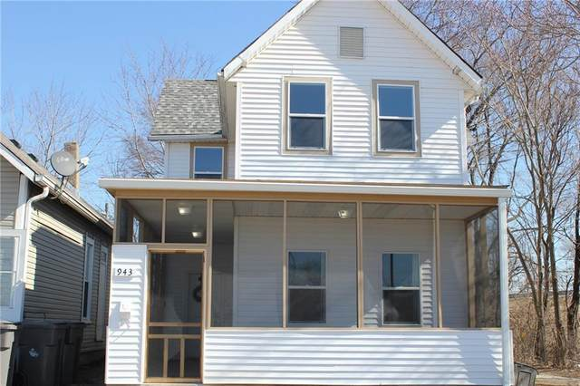 937 S Church Street, Indianapolis, IN 46225 (MLS #21718458) :: Mike Price Realty Team - RE/MAX Centerstone