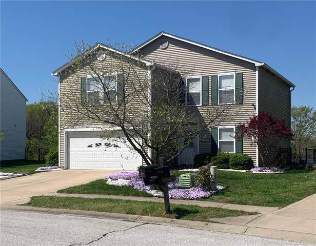 3150 Earlswood Lane, Indianapolis, IN 46217 (MLS #21718533) :: The Indy Property Source