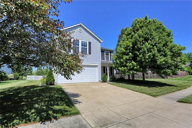 6470 Eastern Range Road, Indianapolis, IN 46234 (MLS #21718541) :: Anthony Robinson & AMR Real Estate Group LLC