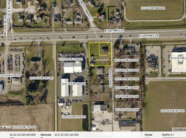 8447 E Us Hwy 36, Avon, IN 46123 (MLS #21718552) :: The Indy Property Source