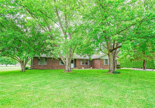3 Cameron Lane, Greenfield, IN 46140 (MLS #21718605) :: The Indy Property Source