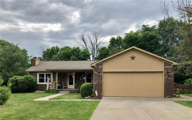 13481 Greenview Circle, Noblesville, IN 46060 (MLS #21718609) :: The Indy Property Source