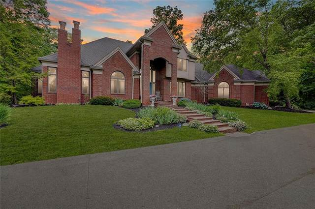 1226 Fawn Ridge Court, Anderson, IN 46011 (MLS #21718611) :: The Indy Property Source