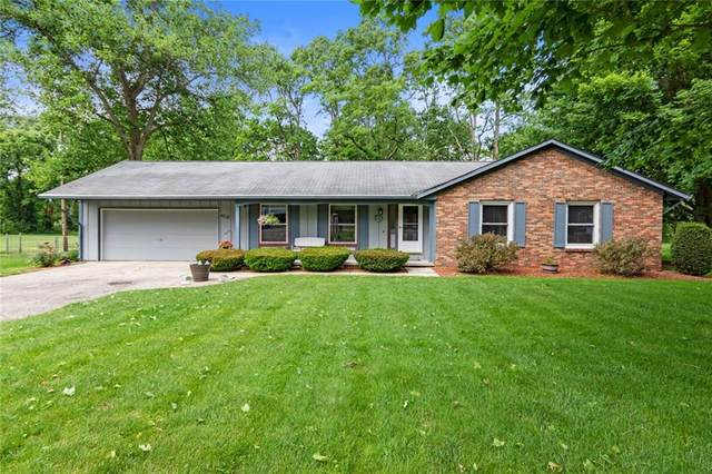 4210 N 185 Road E, Connersville, IN 47331 (MLS #21718613) :: AR/haus Group Realty