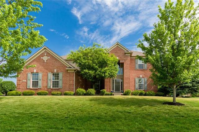 9410 Cobblestone Court, Zionsville, IN 46077 (MLS #21718620) :: Anthony Robinson & AMR Real Estate Group LLC