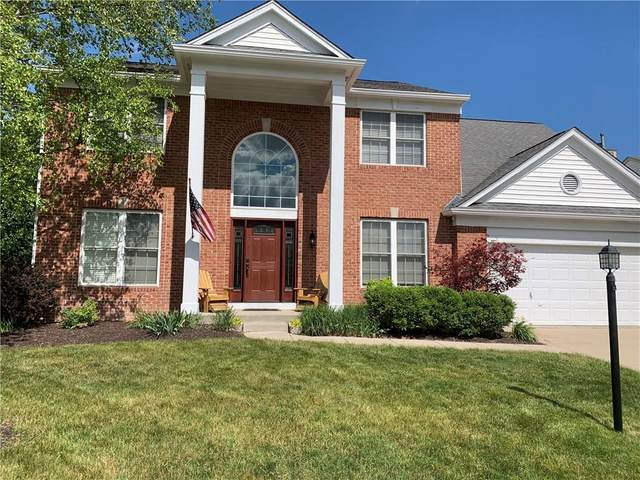 15421 Cornflower Court, Westfield, IN 46074 (MLS #21718631) :: Anthony Robinson & AMR Real Estate Group LLC