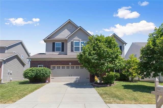 11840 Wynsom Court, Fishers, IN 46038 (MLS #21718633) :: Anthony Robinson & AMR Real Estate Group LLC
