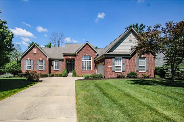 2986 Stone Creek Drive, Zionsville, IN 46077 (MLS #21718648) :: Anthony Robinson & AMR Real Estate Group LLC