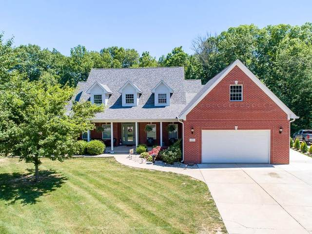 125 Wagon Trail, Mooresville, IN 46158 (MLS #21718649) :: The Indy Property Source