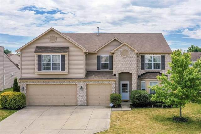 11705 Sinclair Drive, Indianapolis, IN 46235 (MLS #21718686) :: The Evelo Team