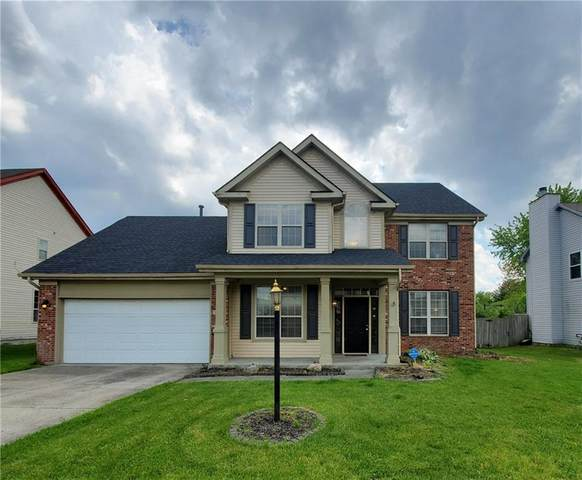 6647 Eagles Perch Drive, Indianapolis, IN 46214 (MLS #21718693) :: Mike Price Realty Team - RE/MAX Centerstone