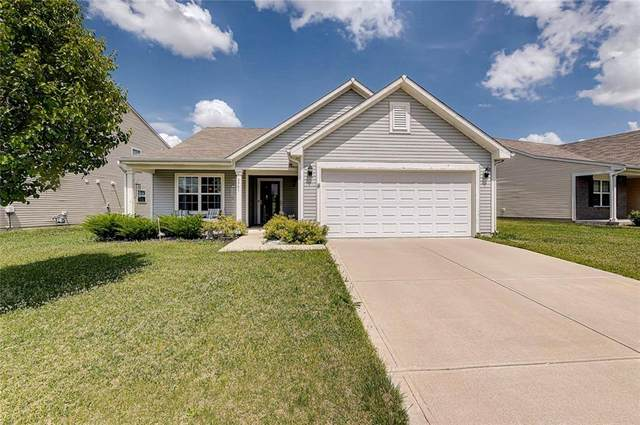 4941 Greenside Drive, Indianapolis, IN 46235 (MLS #21718701) :: Anthony Robinson & AMR Real Estate Group LLC