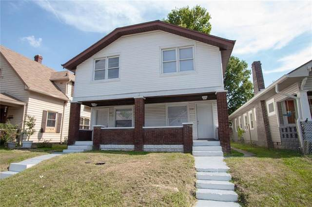 1337 N Dearborn Street, Indianapolis, IN 46201 (MLS #21718702) :: The Indy Property Source