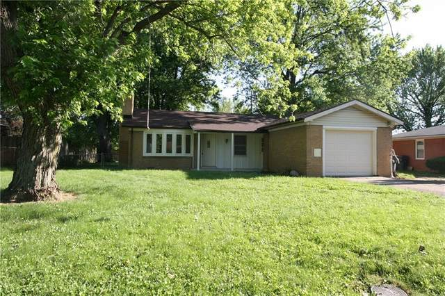 2228 Dover Street, Anderson, IN 46013 (MLS #21718706) :: Anthony Robinson & AMR Real Estate Group LLC