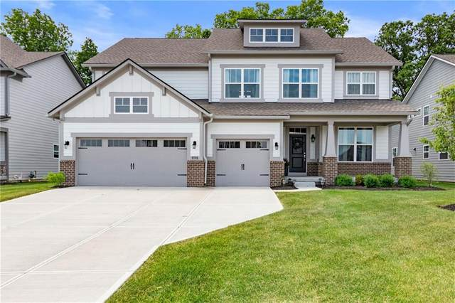 16403 Dominion Drive, Fortville, IN 46040 (MLS #21718709) :: Anthony Robinson & AMR Real Estate Group LLC